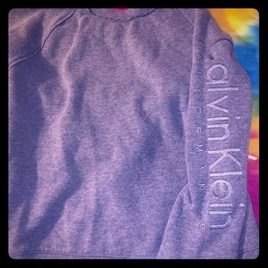 Calvin Klein sweat shirt medium